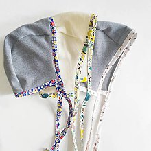 Detské čiapky - čiapka čepčeková