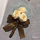 Pierka - Veľké svadobné pierka Elegant - 7262504_