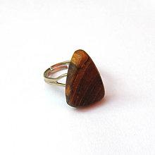 Prstene - Brestý trojuholníček - 7263731_
