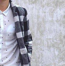 Kabáty - boyfriend coat - 7268932_