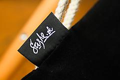 Batohy - SAShE batoh čierny - 7268605_