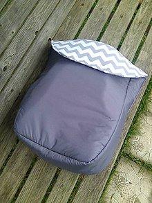 Textil - Stokke Crusi s bavlneným golierom - 7268317_