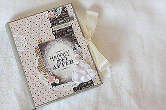 Papiernictvo - Book box - krabička na fotky - 7269115_