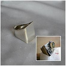 Komponenty - Dizajnový základ na prsteň, 1.20€/ks - 7268454_