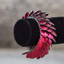 Náramky - Fire dragon II - náramok - 7271813_