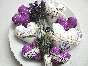 Darčeky pre svadobčanov - Levanduľove potešenie - 7272210_