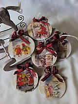 Dekorácie - Vianočné ozdoby Deti a Vianoce - 7272591_