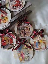 Dekorácie - Vianočné ozdoby Deti a Vianoce - 7272596_