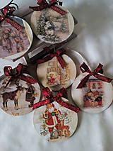 Dekorácie - Vianočné ozdoby Deti a Vianoce - 7272597_