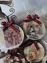 Dekorácie - Vianočné ozdoby Deti a Vianoce - 7272598_