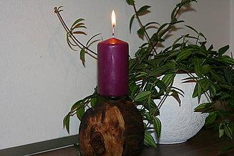 Svietidlá a sviečky - svietnik - 7274025_