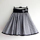 Sukne - Pepito kolová sukně - 7271918_