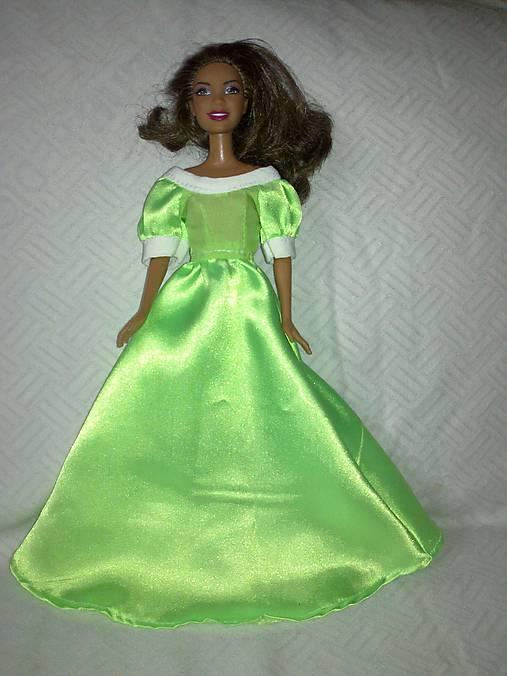 Večerné extravagantné šaty pre Barbie   TrishaFate - SAShE.sk ... 8aff8631dd3