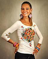 Tričká - Tričko s dlhým rukávom - inšpirované jeseňou - 7271882_