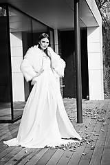 Šaty - Snow Queen - 7274009_