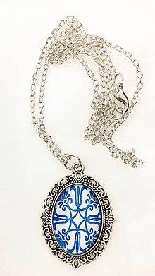 Náramky - Vintage náhrdelník N.3 / zľava z 9 e/ - 7273988_