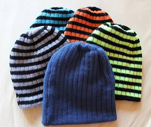 d88ff4a0d Klasická čiapka pre chlapcov a chlapov / YARN - SAShE.sk - Handmade ...