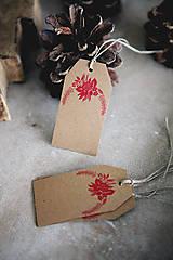 - Vianočné visačky na darčeky - 7276317_