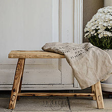 Nábytok - lavica/príručný stolík - 7276196_