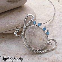 Náhrdelníky - ...Yesenia ... náhrdelník - 7280778_