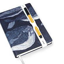 Papiernictvo - Zápisník A6 Nebo - 7281305_