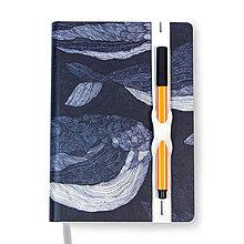 Papiernictvo - Zápisník A6 Nebo - 7281306_