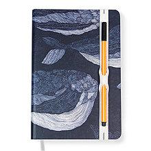 Papiernictvo - Zápisník A5 Nebo - 7281352_