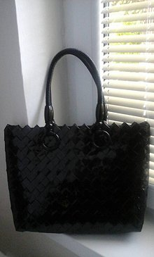 Veľké tašky - Čierna elegancia - 7282433_