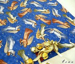 Úžitkový textil - Bývanie - Vianoce - Adventný obrus stredový - 7286781_