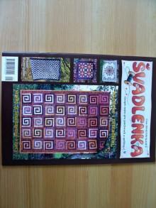 Návody a literatúra - patchworkové časopisy - rôzne - 7284052_