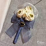 Pierka - Veľké svadobné pierka Elegant - 7287741_