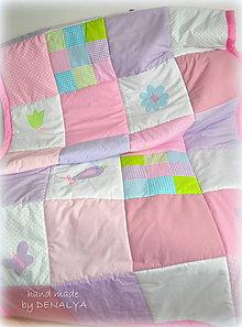 Úžitkový textil - Prehoz Pastel 120x205 - 7288560_