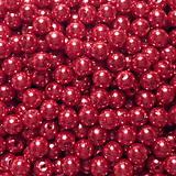 - GLANCE plast 6mm-sv.červená-50ks - 7293033_