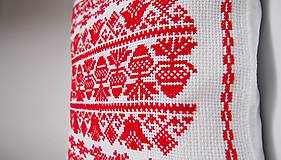 Úžitkový textil - Babka vankúšik 11 - 7292528_