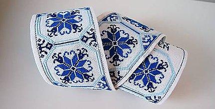 Úžitkový textil - Babka štóla na stôl - 7292907_