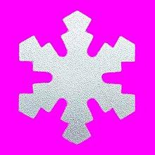 Pomôcky/Nástroje - Raznica Snehová vločka 2,5 cm typ 1 - 7288325_
