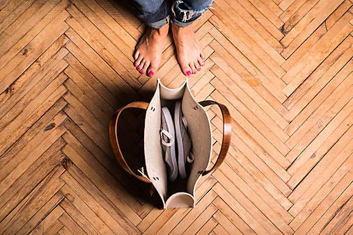 Veľké tašky - Elegantná taška  - 7290624_