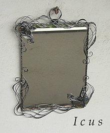 Zrkadlá - Zrkadlo Labradorit - Zasnené - 7291814_