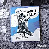 Drobnosti - Tarot: balíček kariet - 7292281_