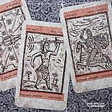 Drobnosti - Tarot: balíček kariet - 7292284_