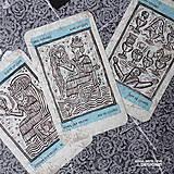 Drobnosti - Tarot: balíček kariet - 7292285_