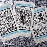 Drobnosti - Tarot: balíček kariet - 7292293_