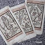 Drobnosti - Tarot: balíček kariet - 7292295_
