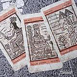 Drobnosti - Tarot: balíček kariet - 7292297_
