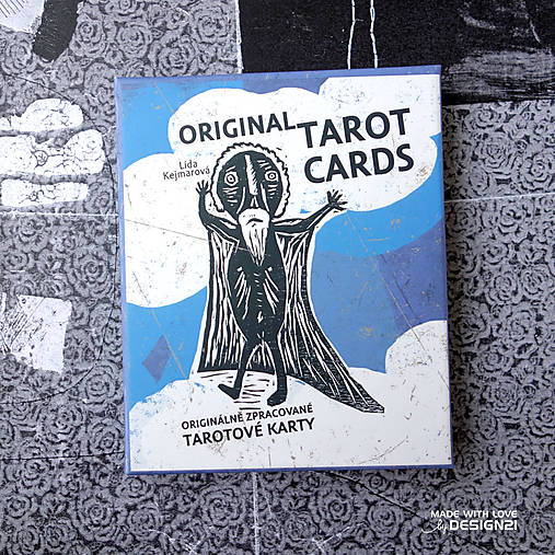 Tarot: balíček kariet