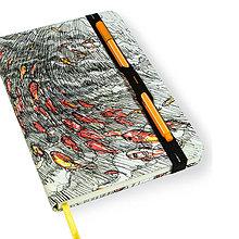 Papiernictvo - Zápisník A5 V prúde - 7289048_
