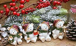 - Vianoční mackovia - 7295954_