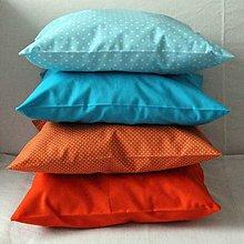 Úžitkový textil - Sada 4 obliečky Slnko zapadá - 7297529_