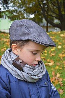 Detské súpravy - Bekovka s nákrčníkom - 7300514_