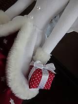 Bábiky - Vianočná anjelka - 7299387_